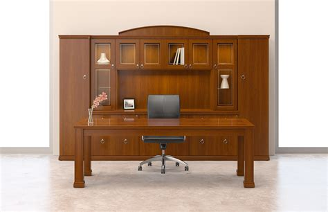 Home Office Wood Furniture Wood Home Office Furniture Decor Decosee
