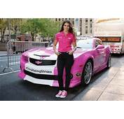 Camaro Girl 3  New Muscle Cars