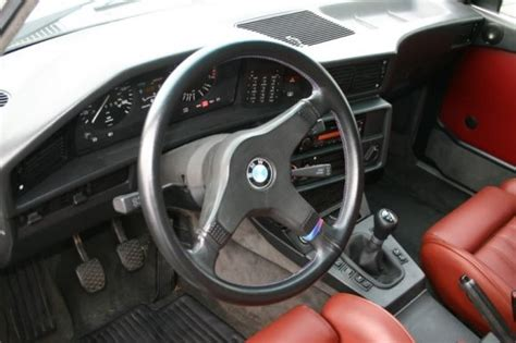 Interior Bmw For Sale by Sweet Conversion 3 5l 1983 Bmw 533i Bring A Trailer