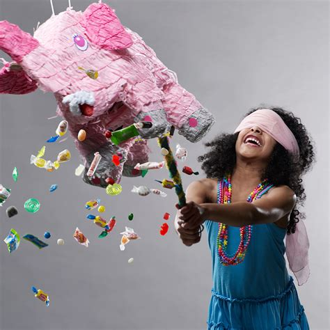 Pinatas Hit in mexico is one big non stop