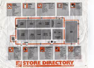 home depot store layout map www galleryhip com the