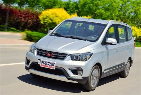 mpv car 2017 2017 wuling hongguang will released in second half of 2017