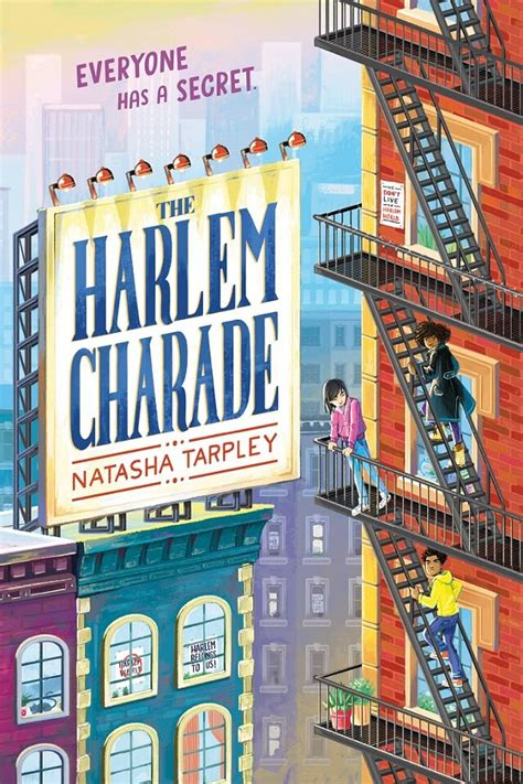 across the creek books the harlem charade by tarpley in shelf awareness