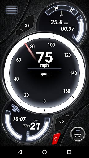 Speedometer Thunder thunder speedometer for pc windows and mac apps