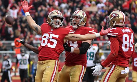 ranking top  ers   george kittle
