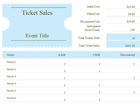 Student Assignment Planner Office Templates Sle Ticket Template