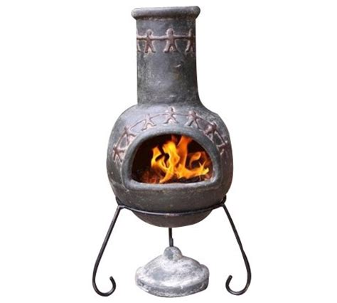 Chiminea And Bbq Bbq Chiminea Pits Uk