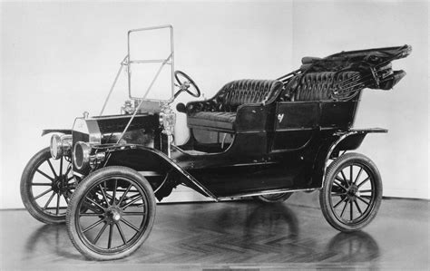 year   car invented ford