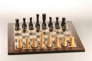 Contemporary Chess Set 19 Quot Modern Chess Set Chess House