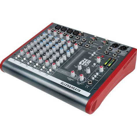 Mixer Zed allen heath zed 10 multi purpose miniature mixer ah zed 10 b h