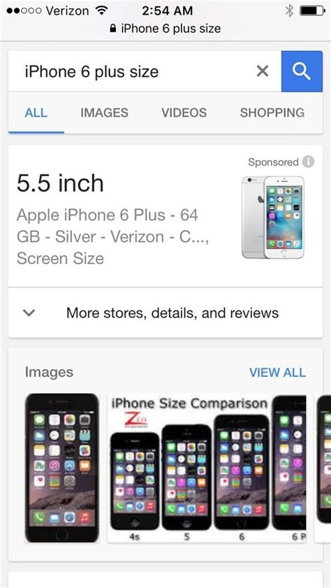 is the iphone 6s plus the same size as a 6 plus if not how big is the difference quora