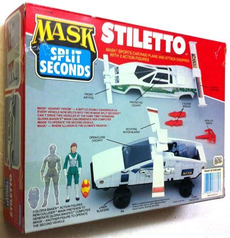 mobile armored strike kommand toys stiletto mobile armored strike kommand mask m a s k