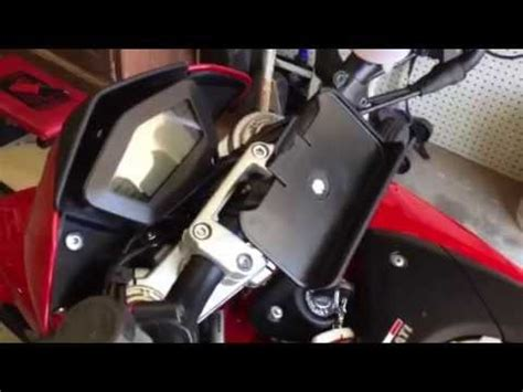 Enduro Phone Tray Phc T diy cellphone holder for motorcycle