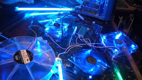 led lights pc computer lightning guide led cathode liquid neon