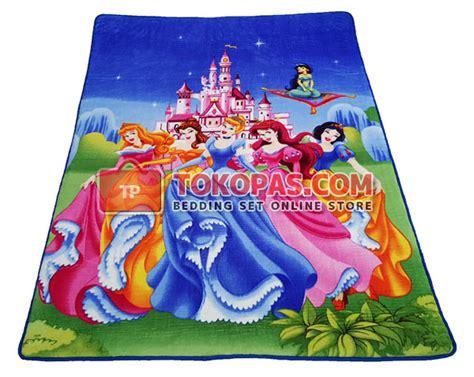 Selimut Messi Soft Panel karpet selimut rosanna kartun murah