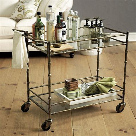 wohnaccessoires vintage decorating inspiration bar carts driven by decor