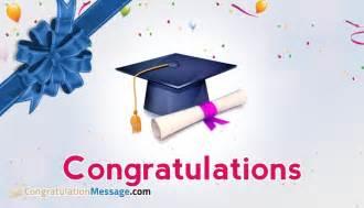 congratulations message for convocation