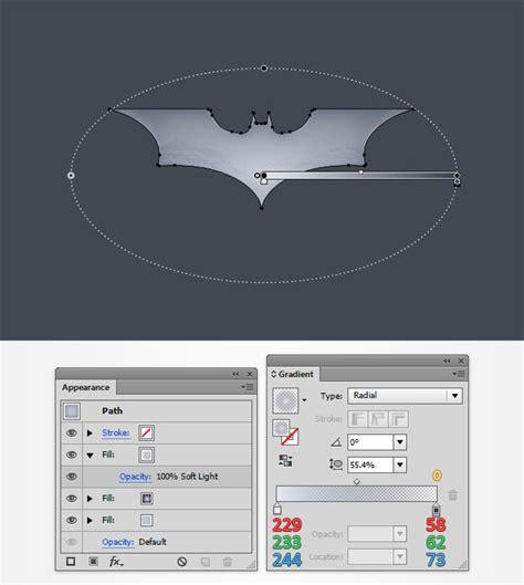 illustrator knight tutorial how to create the batman dark knight logo in adobe illustrator