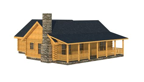 simple log home plans small log homes kits southland log homes