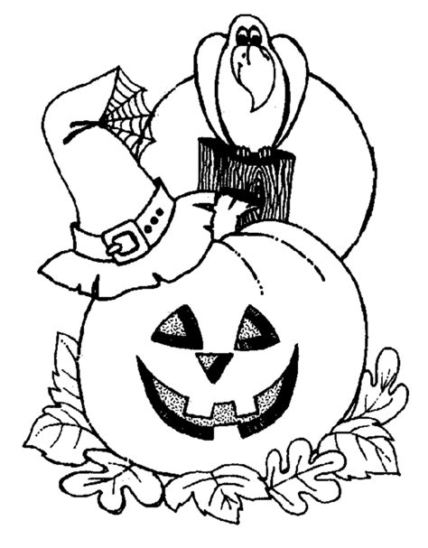 free easy printable halloween coloring pages halloween coloring pages for preschoolers free large images