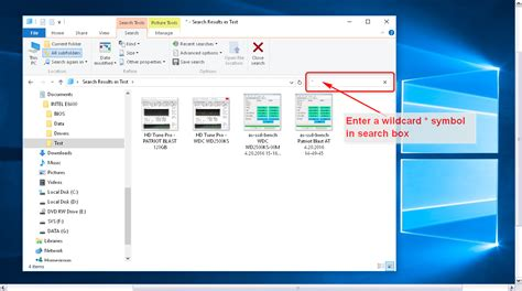 How To Search Microsoft Windows 10 How To Search Find All Files