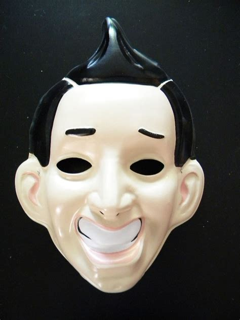 printable vintage masks vintage ed grimley halloween mask