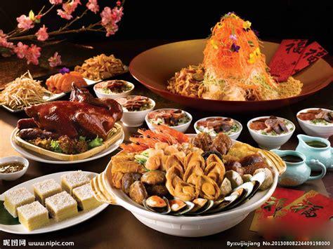 new year dinner kl 2016 大餐摄影图 传统美食 餐饮美食 摄影图库 昵图网nipic