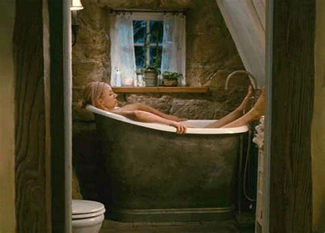 sweetest thing bathroom scene kate winslet s english cottage in quot the holiday quot