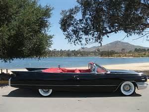 Cadillac 1960 Convertible 1960 Cadillac Convertible For Sale San Diego California
