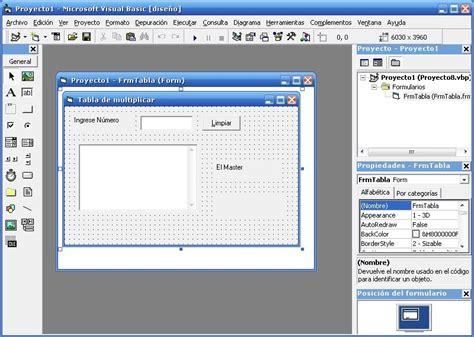 imagenes msgbox visual basic programando en visual basic tabla de muiltiplicar
