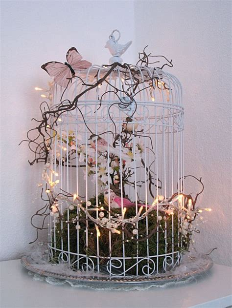 decorating my home spring decoration 2016 birdcage my