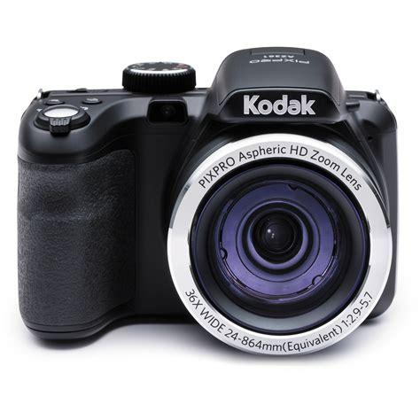 kodak digital kodak pixpro az361 digital black jki az361 b h photo