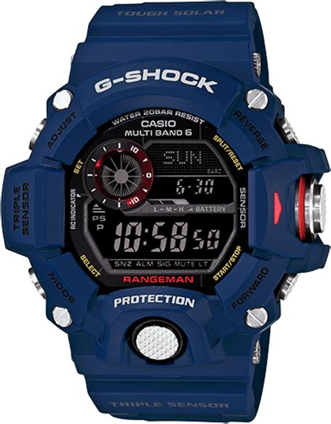 G Shock Gw 9400 Black Orange casio g shock rangeman gw 9400 all models released g