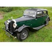 Triumph Gloria Vitesse 1934  British Classic Cars