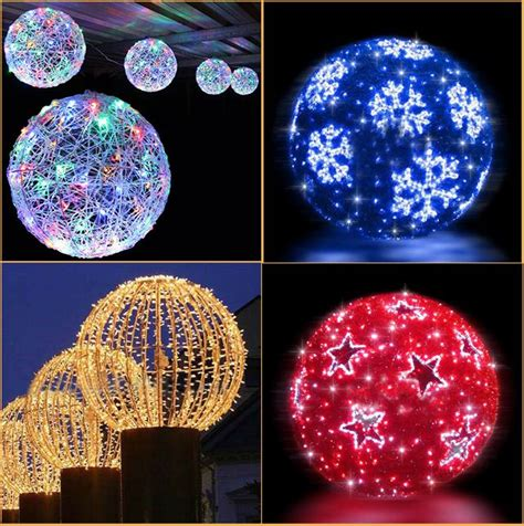 outdoor lights balls outdoor light balls photo album tree