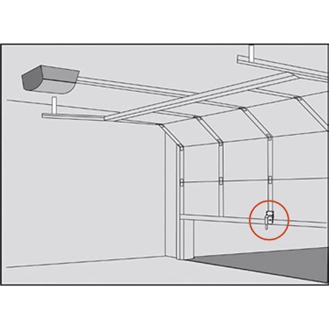 Garage Door Open Warning Indoor Outdoor Household Alert System 81970 Home Security Devices At Sportsman S Guide