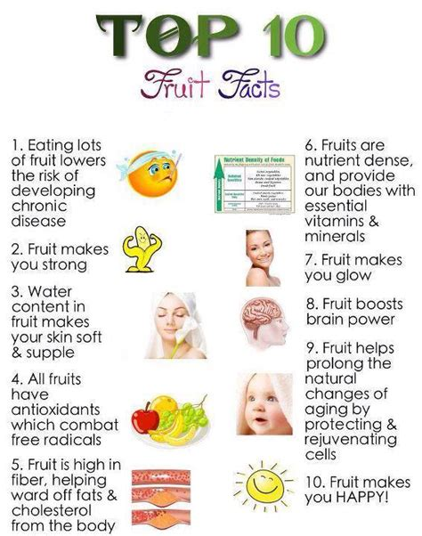 why are fruits so important for