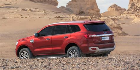 ford endeavour 2018 2018 ford endeavour review changes release date