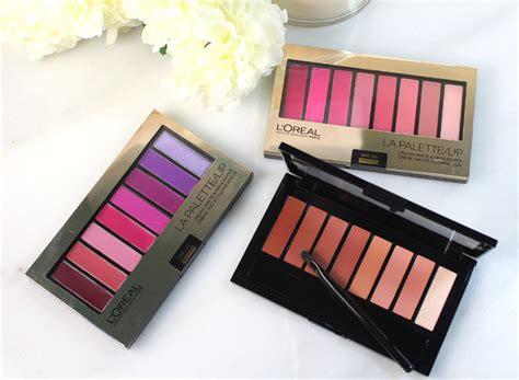 L Oreal La Palette Ombre endless possibilites l or 233 al colour riche la palette lip beautiful makeup search