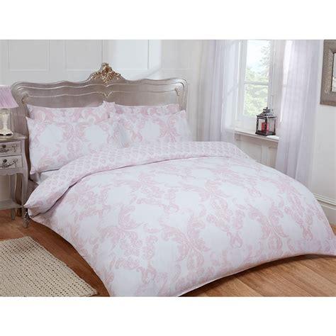 blush bedding sets damask double duvet set twin blush bedding b m