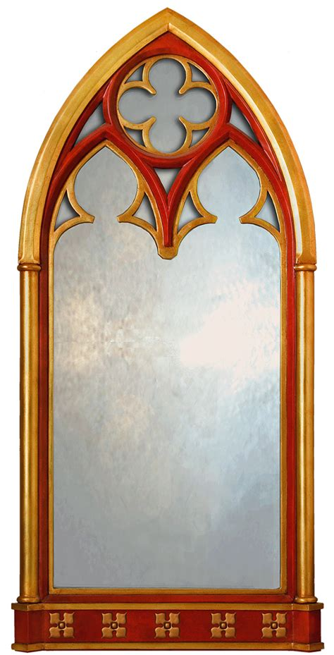 Gothic Wall Murals gothic window mirror large gothic mirror uk gothic