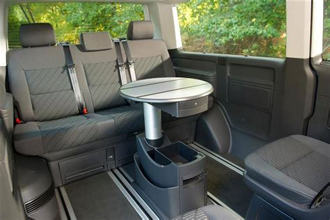 Kitchen Seating Bench Volkswagen Caravelle T5 2003 2015 Used Car Review
