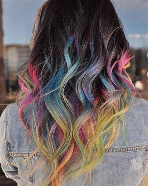 advice on hair colors 123beautysolution in 31 colorful hair looks to inspire your next dye job stayglam