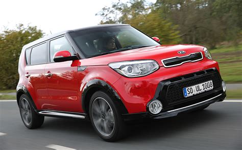 Kia Soul Reviews 2014 Drive Review Kia Soul 1 6 Crdi 2014 On