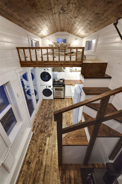 rustic loft tiny  small homes tiny house loft tiny