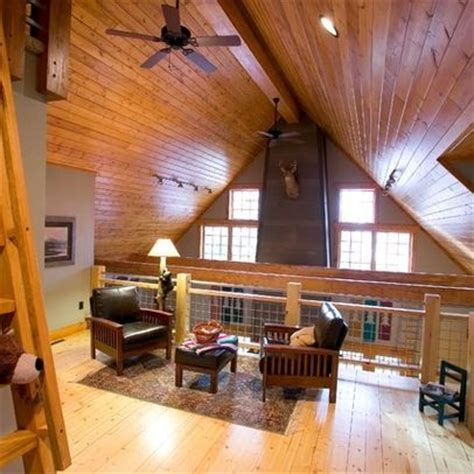 10 best ideas about cabin loft on pinterest barn houses loft railing ideas for the rustic shabby country