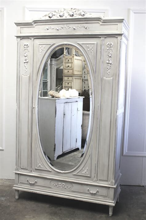 bloom cottage antique armoire vintage