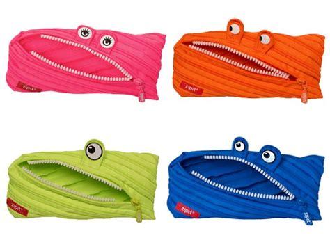 cara membuat zipper pencil case zipit monster pencil cases binder pouches 25 off