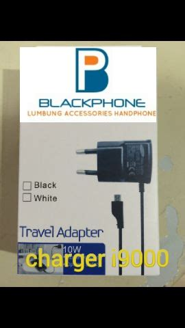 Charger I9000packing charger micro i9000 pack dus lumbung acc sby grosir supplier importir acc hp speaker dll