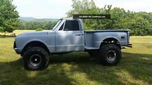 1969 chevy 4x4